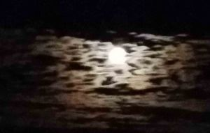 Full Moon Reflection - s